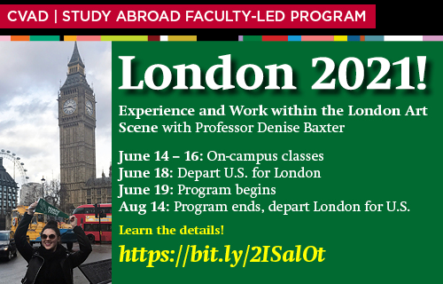 Study Abroad Faculty-Led Program to London
