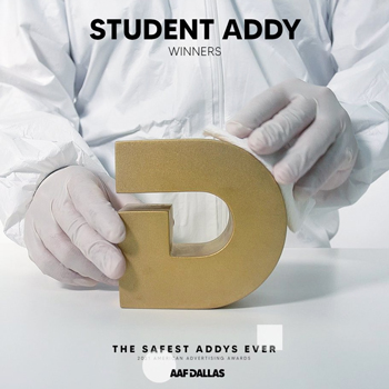 Student ADDY winners