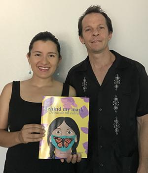 Martha Samaniego Calderón and Dan Heiman, authors