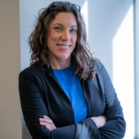 Karen Elizabeth Hutzel, new dean starting July 1, 2021