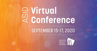 ASID Virtual Conference, Sept. 15-17
