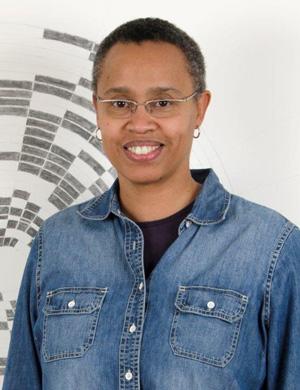 Retired CVAD Professor Annette Lawrence