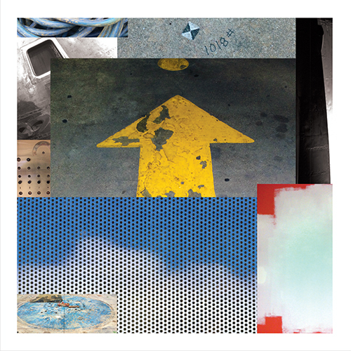 Two of two, diptych called Launch by Doug May