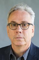 Douglas May, associate professor