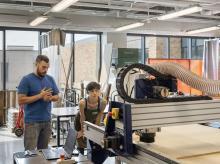 CVAD Digital Fabrication Lab