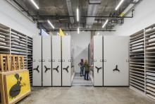 CVAD Art Gallery Vault