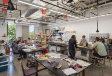 Textile Fabrication Lab