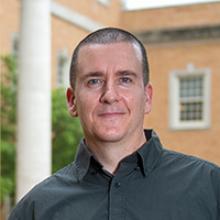 Matthew Bourbon, professor of studio art