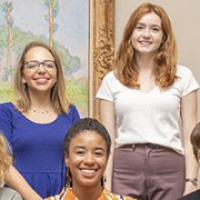 Dallas Museum of Art interns