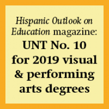 UNT named one of nation's 'Top 100 Colleges and Universities for Hispanics'