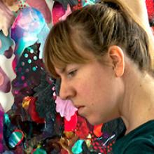 Mary A. Johnson, artist