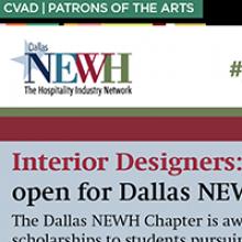NEWH Dallas call for applicants
