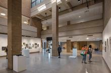 Paul Voertman Gallery, Art Building, 1st Floor