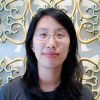 Eliza Au, head and shoulders portrait