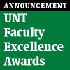Faculty Excellence Awards
