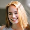 Mai-Linh Lillard, senior, comm design student, head and shoulders portrait