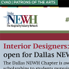 NEWH Dallas call for applicants