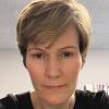 Barbara Trippeer, head and shoulders portrait